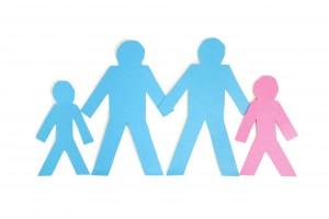 Los Angeles Birth Injury Attorney - family silhouette