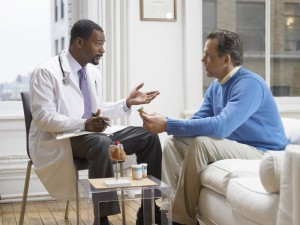 Santa Monica Insurance Disability Lawyer - doctor talking to patient