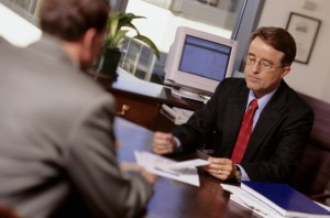 Los Angeles Medical Malpractice Lawyer - lawyer talking to client